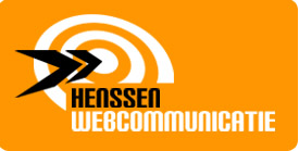 Logo Henssen Webcommunicatie